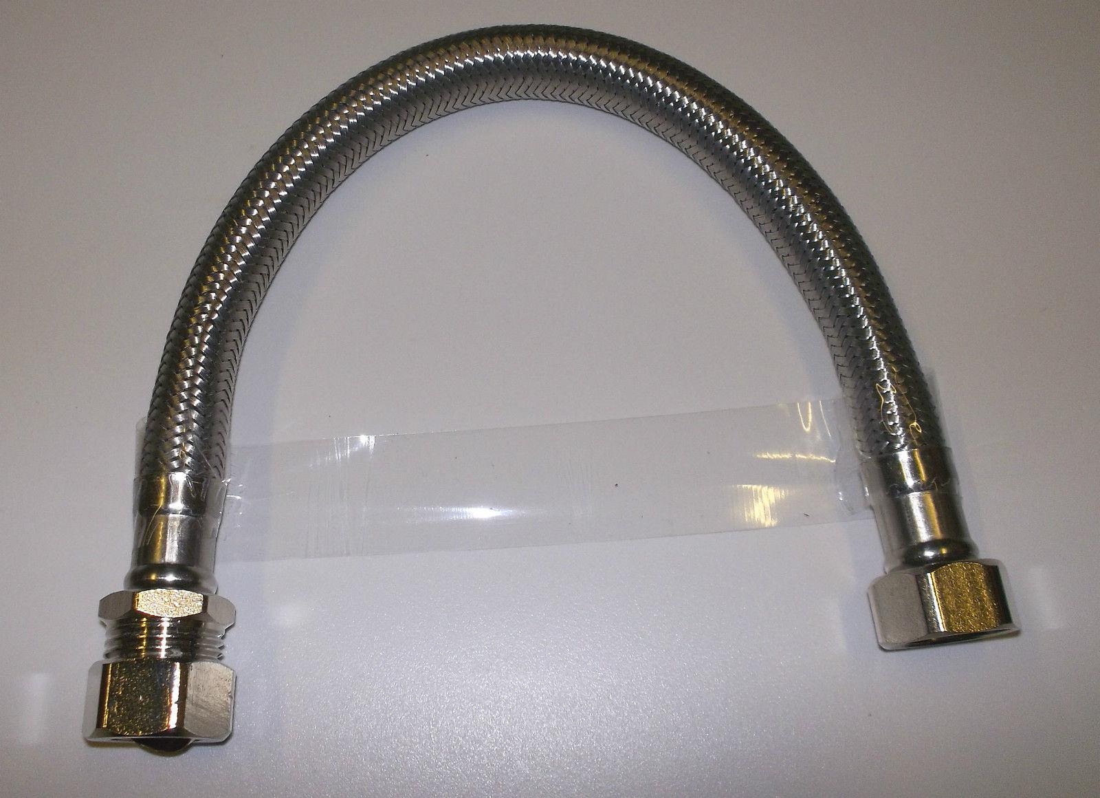 Buy flexible tap connector mm quot bsp