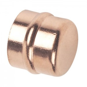 54mm Solder Ring Stop End
