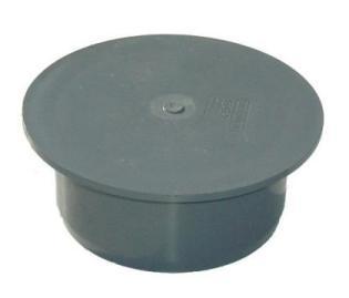 110mm Socket Plug Black