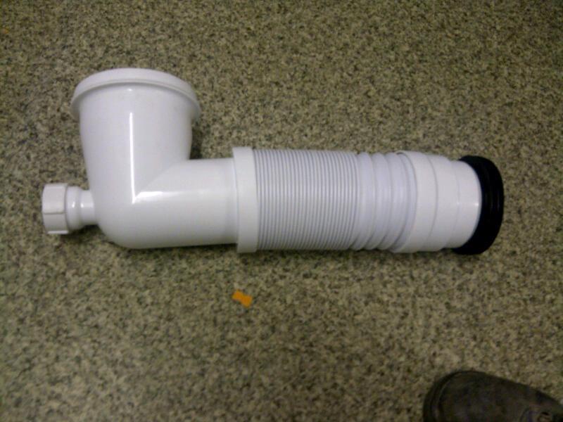 Buy Bent Flexible Pan Connector 90 176 Toilet Wc Soil Pvc