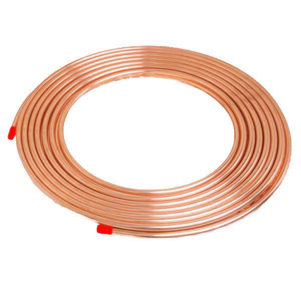 Copper Pipe Tube 6mm 8mm 10mm diy Copper Tube Gas Plumbers Tube Pipe