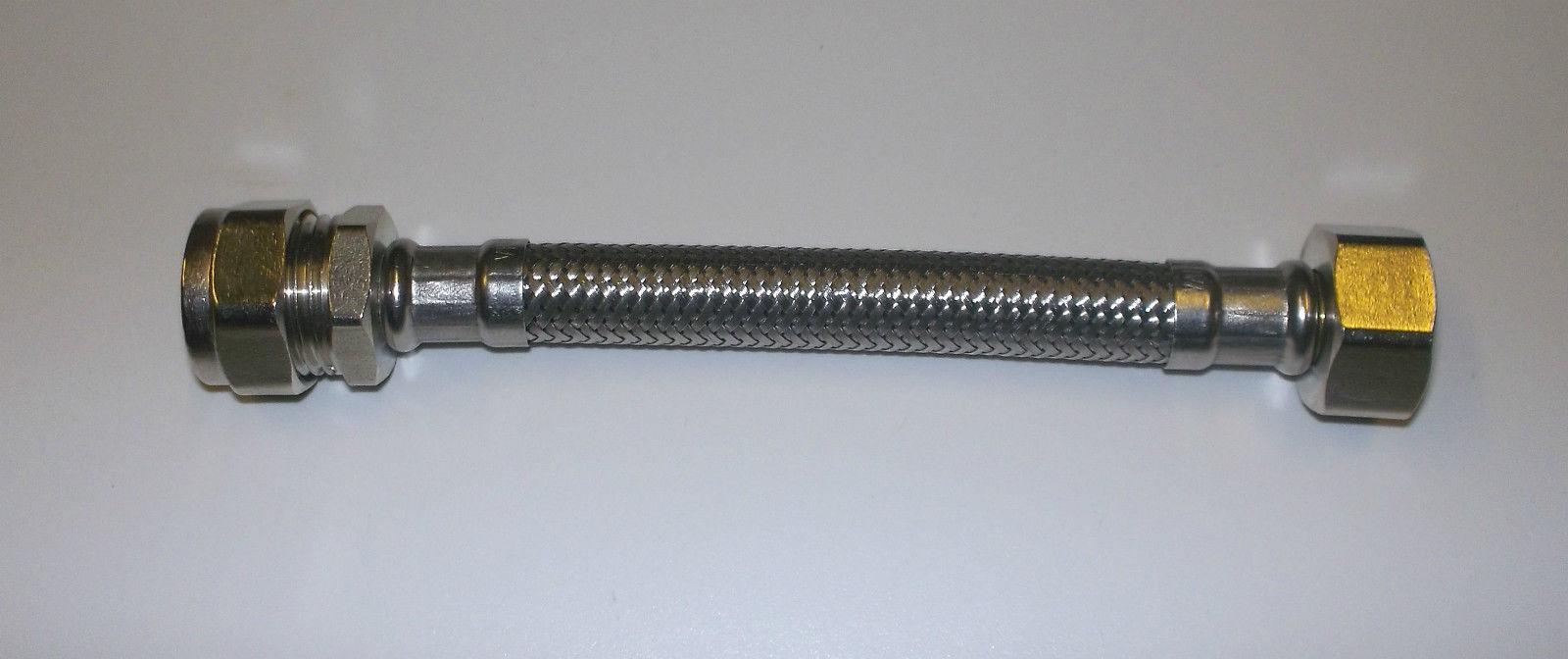 Buy Flexible Tap Connector 15mm X 1 2 Quot Bsp 150mm 900mm