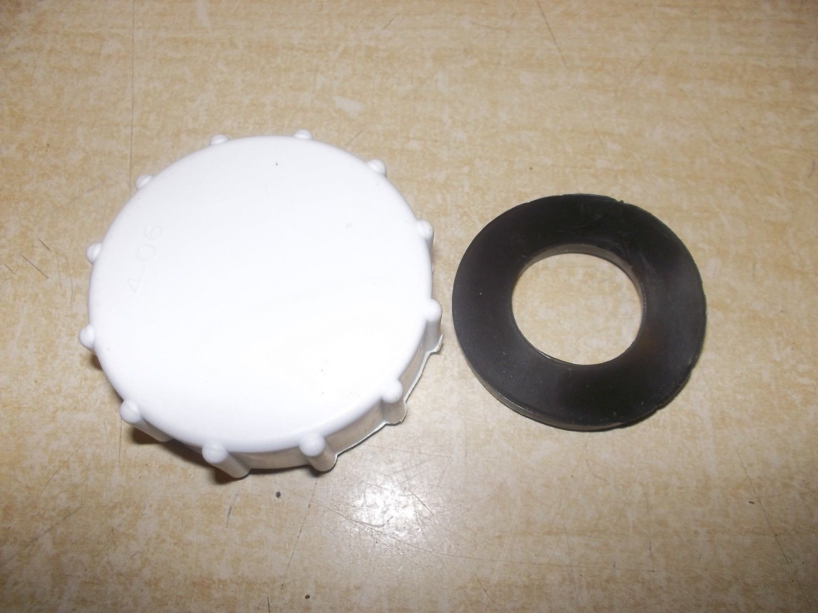 Buy 1 Quot Cap Stop End For Washing Machine Dishwasher Sink
