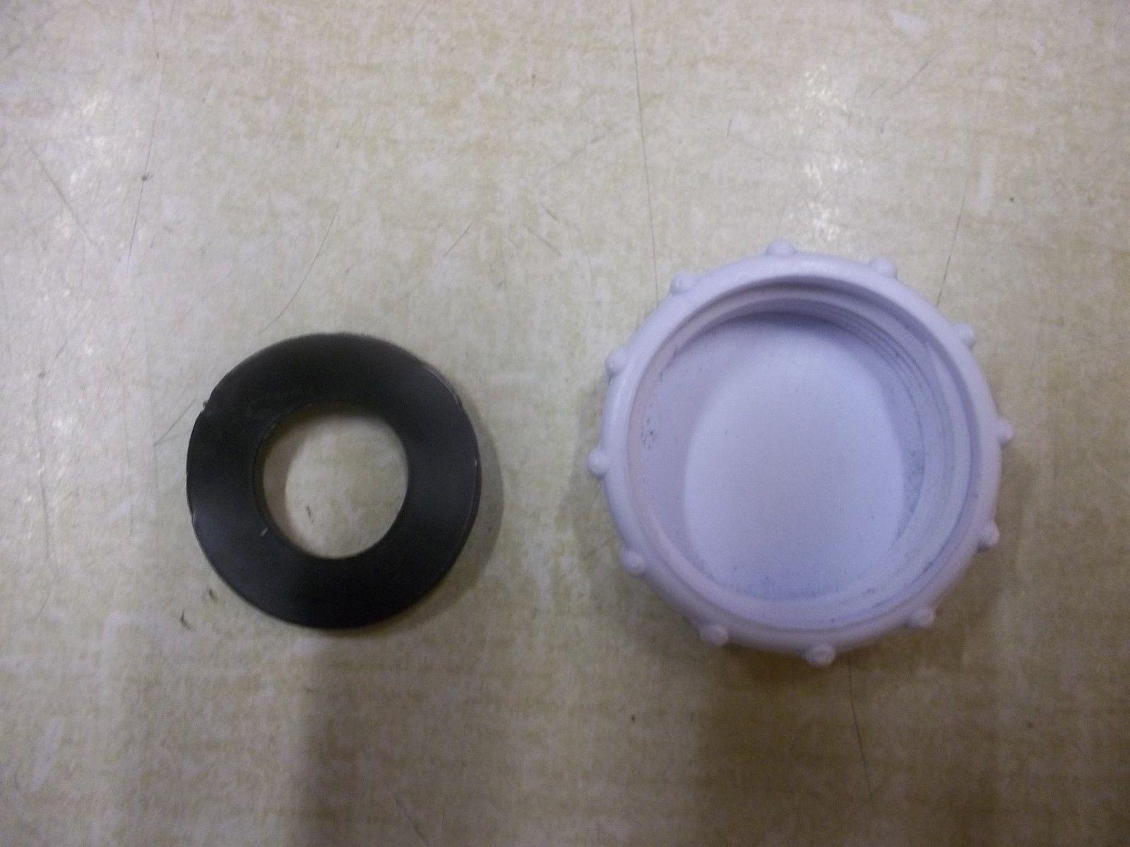 Buy 1 Quot Cap Stop End For Washing Machine Dishwasher Sink