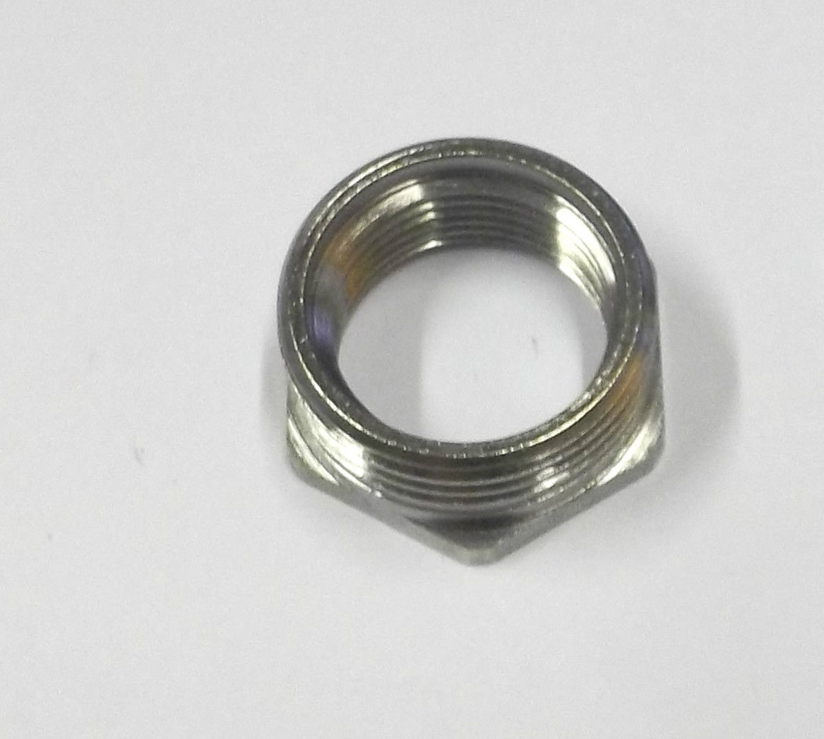 Buy chrome plated hex reducer bush quot